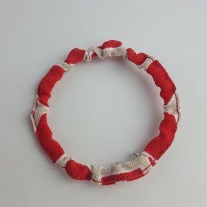 Orange Handmade Bracelet